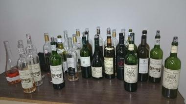 wine tasting université du vin
