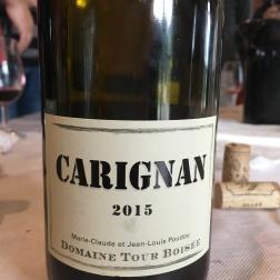 Domaine Tour Boisée, Vin de Pays Coteaux de Peyriac Carignan 2015, Languedoc-Roussillon, France