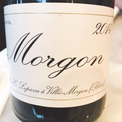 Marcel Lapierre, Morgon, Beaujolais, France