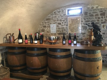 Burgundy : meeting organic and natural winemakers
