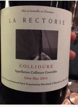 Domaine de la Rectorie Collioure Coté Mer Rouge, Languedoc-Roussillon, France