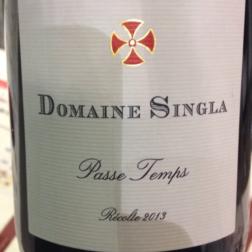 Domaine Singla, Côtes du Roussillon Passe-Temps, Languedoc-Roussillon, France