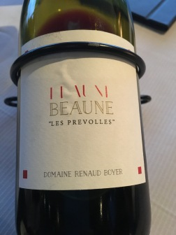 Domaine Renaud Boyer, Beaune Les Prevolles, Burgundy, France
