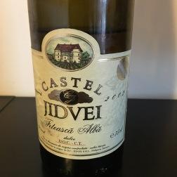 Jidvei Castel Feteasca Alba, Romania